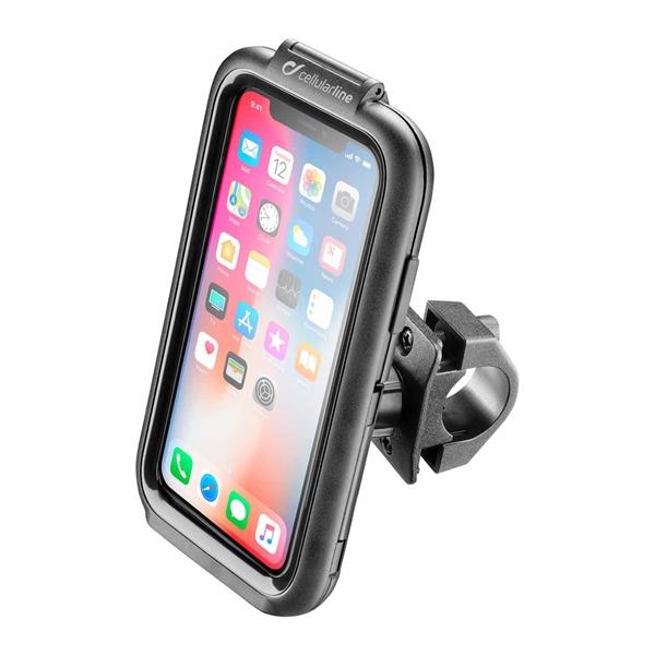 INTERPHONE Iphone XR houder moto