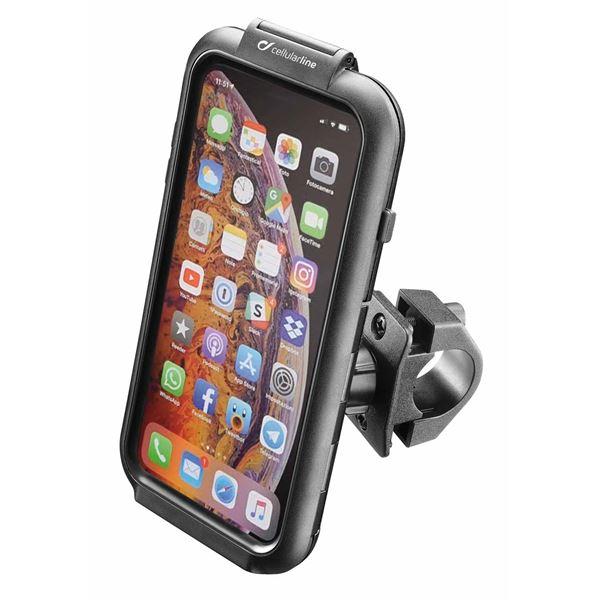 INTERPHONE Iphone XS Max houder moto