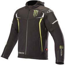 ALPINESTARS Monster Orion Techshell Drystar Zwart-Groen