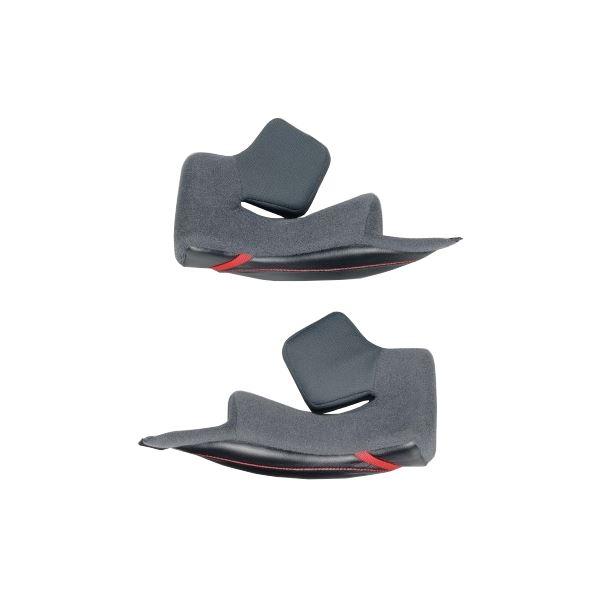 SHOEI GT-Air II Coussinets de joues Noir