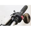 HIGHSIDER CNC-covers voor M10 spiegelbevestiging Zwart (per paar)