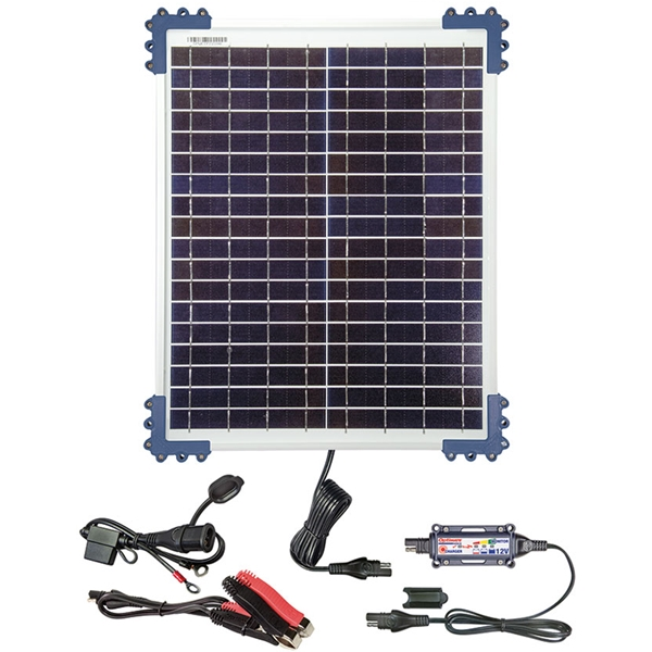 OPTIMATE Solar + 20W-zonnepaneel 12V/1,66A TM522-2
