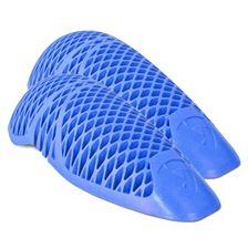 REV'IT! Paire de protections genou/coude Seeflex RV10 Bleu