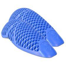 REV'IT! Paire de protections coude Seeflex RV15 Bleu