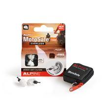 ALPINE MotoSafe Tour Bouchons d'oreille avec minigrip