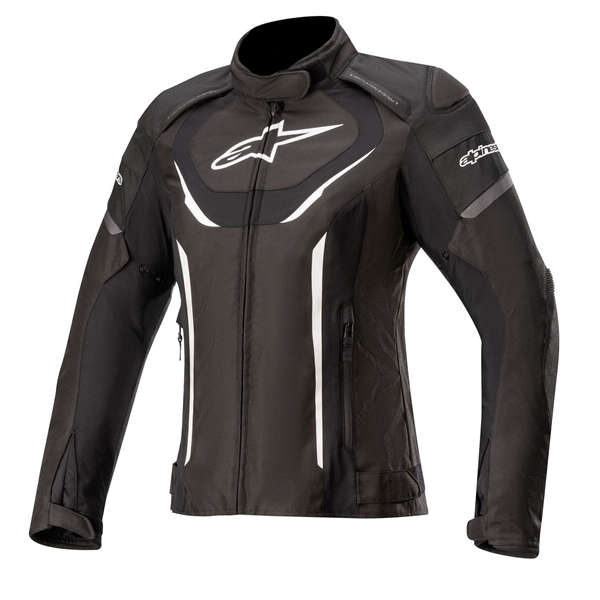 ALPINESTARS Stella T-Jaws V3 Waterproof Jacket Zwart-Wit
