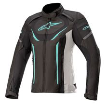 ALPINESTARS Stella T-Jaws V3 Waterproof Jacket Zwart-Wit-Blauw