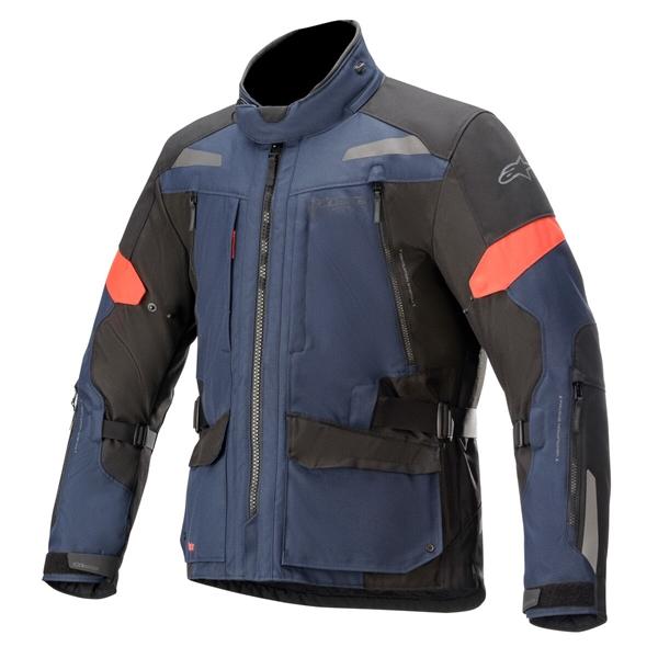 ALPINESTARS Valparaiso V3 Drystar Jacket Donker Blauw-Zwart