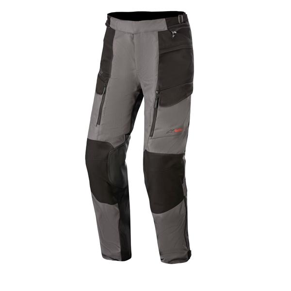 ALPINESTARS Valparaiso V3 Drystar Pants Donker Grijs-Zwart