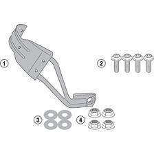 GIVI Kit de fixation pour garde-boue RM01 ou RM02 RM7710KIT