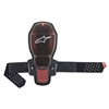 ALPINESTARS Protection dorsale Nucleon KR-R CELL Transparent-Smoke-Rouge-Noir