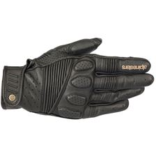 ALPINESTARS Crazy Eight Glove Noir-Noir