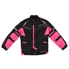 MODEKA Tourex Kids II Zwart-Roze