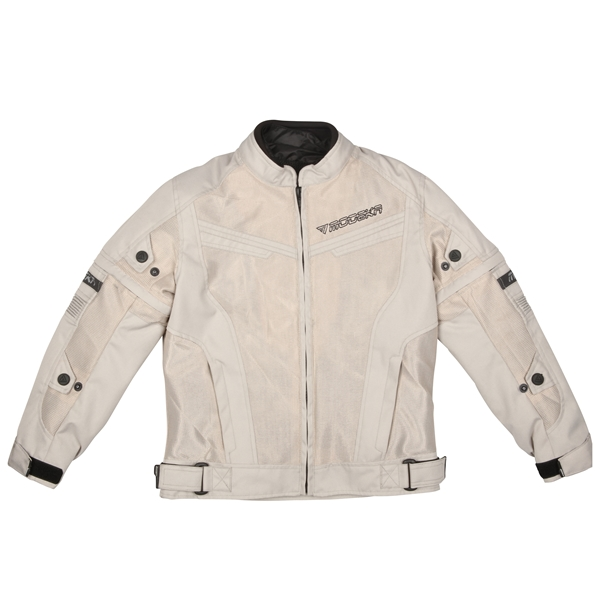 MODEKA X-vent kids jacket Gris Clair