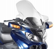 GIVI Verhoogd transparant windscherm - ST D257ST
