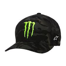 ALPINESTARS Monster Multicamo Hat Zwart