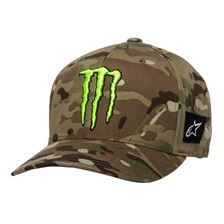 ALPINESTARS Monster Multicamo Hat Groen