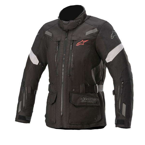 ALPINESTARS Stella Valparaiso V3 Drystar Jacket Zwart