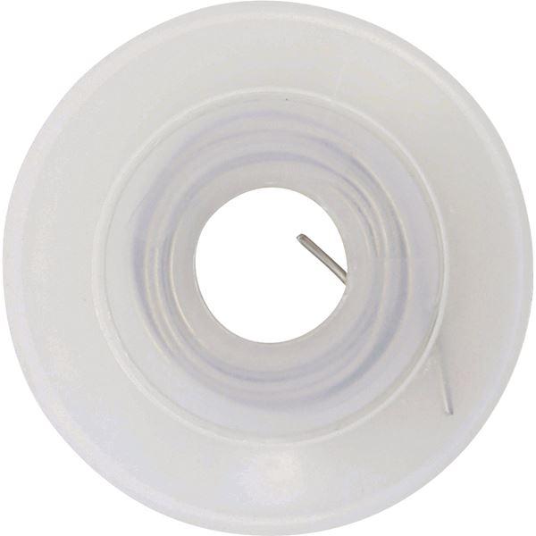 BGS TECHNIC Fil à souder 1.5 mm x 1 m