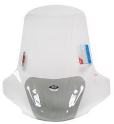 GIVI Bulle transparent excl. kit de montage - DT 130DT