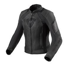 REV'IT! Xena 3 Lady Jacket Zwart