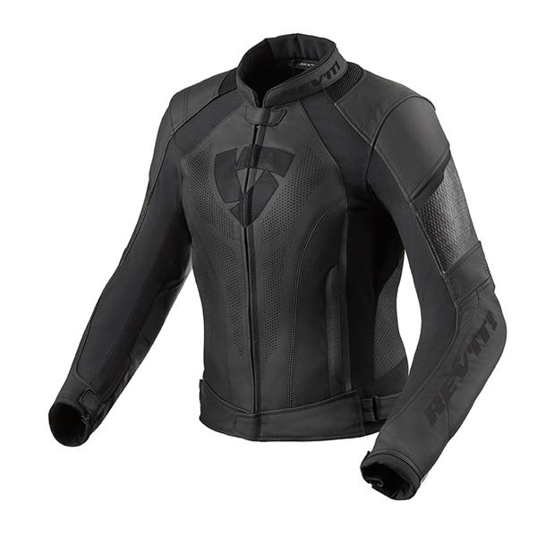 REV'IT! Xena 3 Lady Jacket Noir