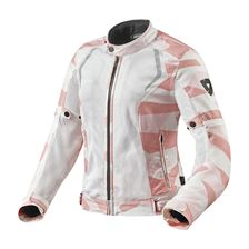 REV'IT! Torque Lady Camo Roze