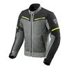 REV'IT! Airwave 3 Jacket Grijs - Zwart