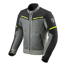 REV'IT! Airwave 3 Jacket Gris - Noir