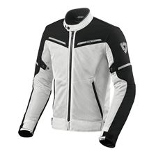 REV'IT! Airwave 3 Jacket Argent - Noir