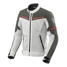 REV'IT! Airwave 3 Jacket Argent - Anthracite