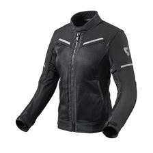 REV'IT! Airwave 3 Lady Jacket Zwart