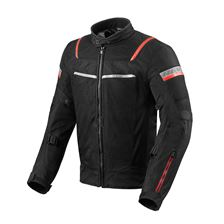 REV'IT! Tornado 3 Jacket Noir