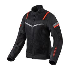 REV'IT! Tornado 3 Lady Jacket Noir