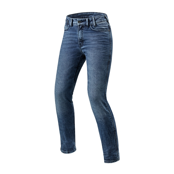 REV'IT! Victoria Lady SF Bleu longueur 32