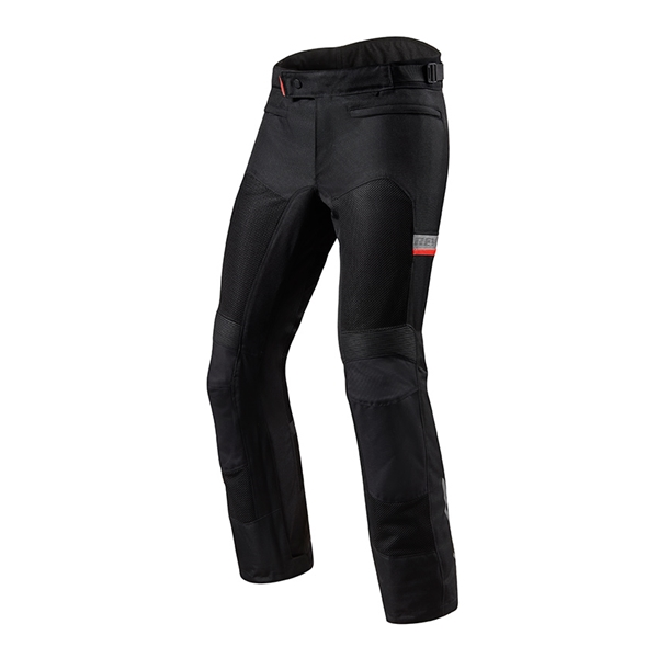 REV'IT! Tornado 3 Pants Zwart kort
