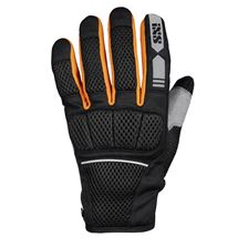 IXS Samur-Air 1.0 Noir - Orange