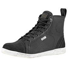 IXS Classic Sneaker Nubuk 2.0 Zwart