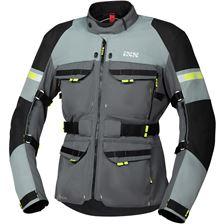 IXS Adventure-GTX jacket Noir - Vert