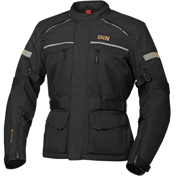 IXS Classic-GTX jacket Noir long