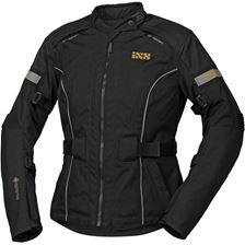 IXS Classic-GTX Lady jacket Zwart
