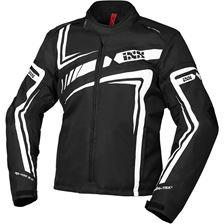 IXS RS-400-ST 2.0 jacket Noir - Blanc