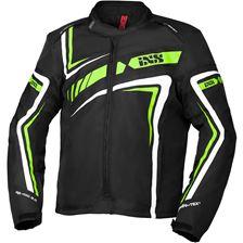 IXS RS-400-ST 2.0 jacket Noir - Vert