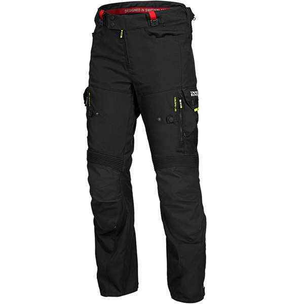 IXS Adventure-GTX pants Zwart