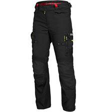 IXS Adventure-GTX pants Noir court