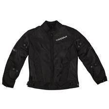 MODEKA X-vent kids jacket Zwart