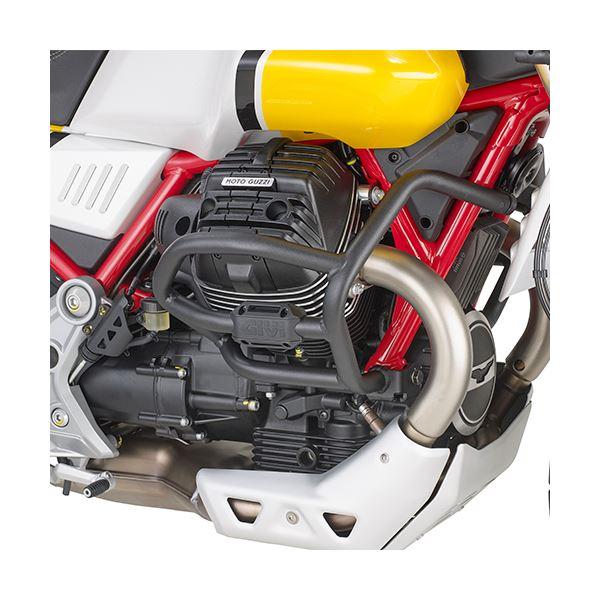 GIVI Crash bars en acier bas du moteur TN8203