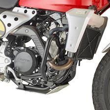 GIVI Crash bars en acier bas du moteur TN9150