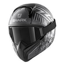 SHARK Vancore 2 Overnight Mat Zwart-Antraciet-Zilver KAS