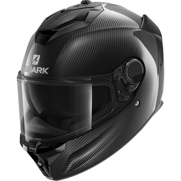 SHARK Spartan GT Carbon Skin Carbon-Anthracite-Carbon DAD